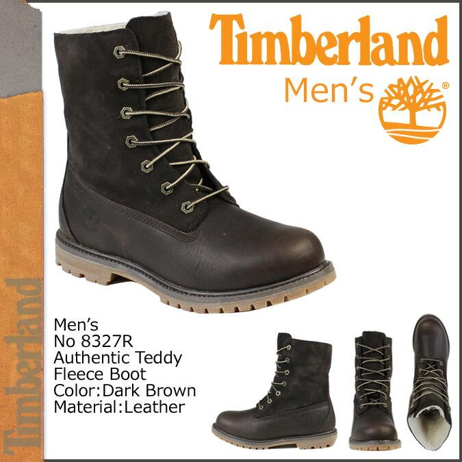 geschickte Herstellung abwechslungsreiche neueste Designs Gedanken an Timberland Timberland fleece boots Lady's WOMENS TEDDY FLEECE BOOT 8327R  waterproofing