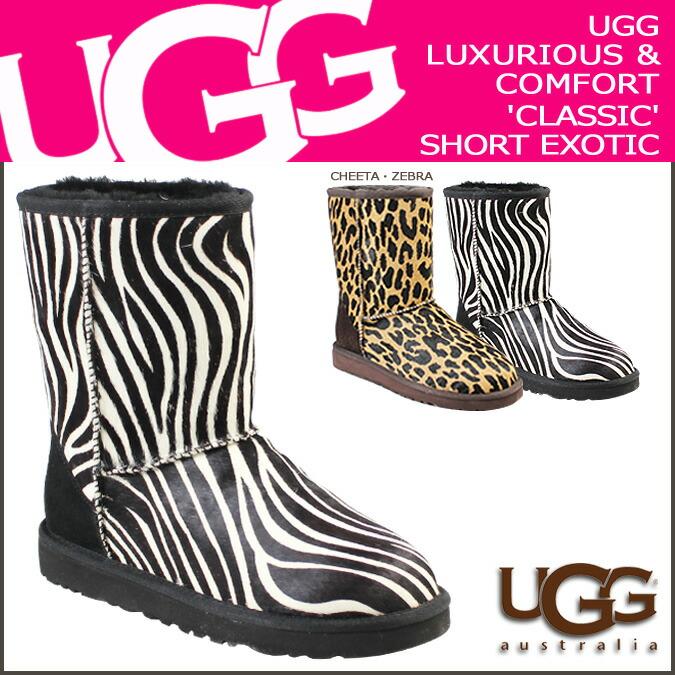 51b906817e7 アグ UGG classical music short mouton boots WOMENS CLASSIC SHORT EXOTIC  1002790 sheepskin Lady's