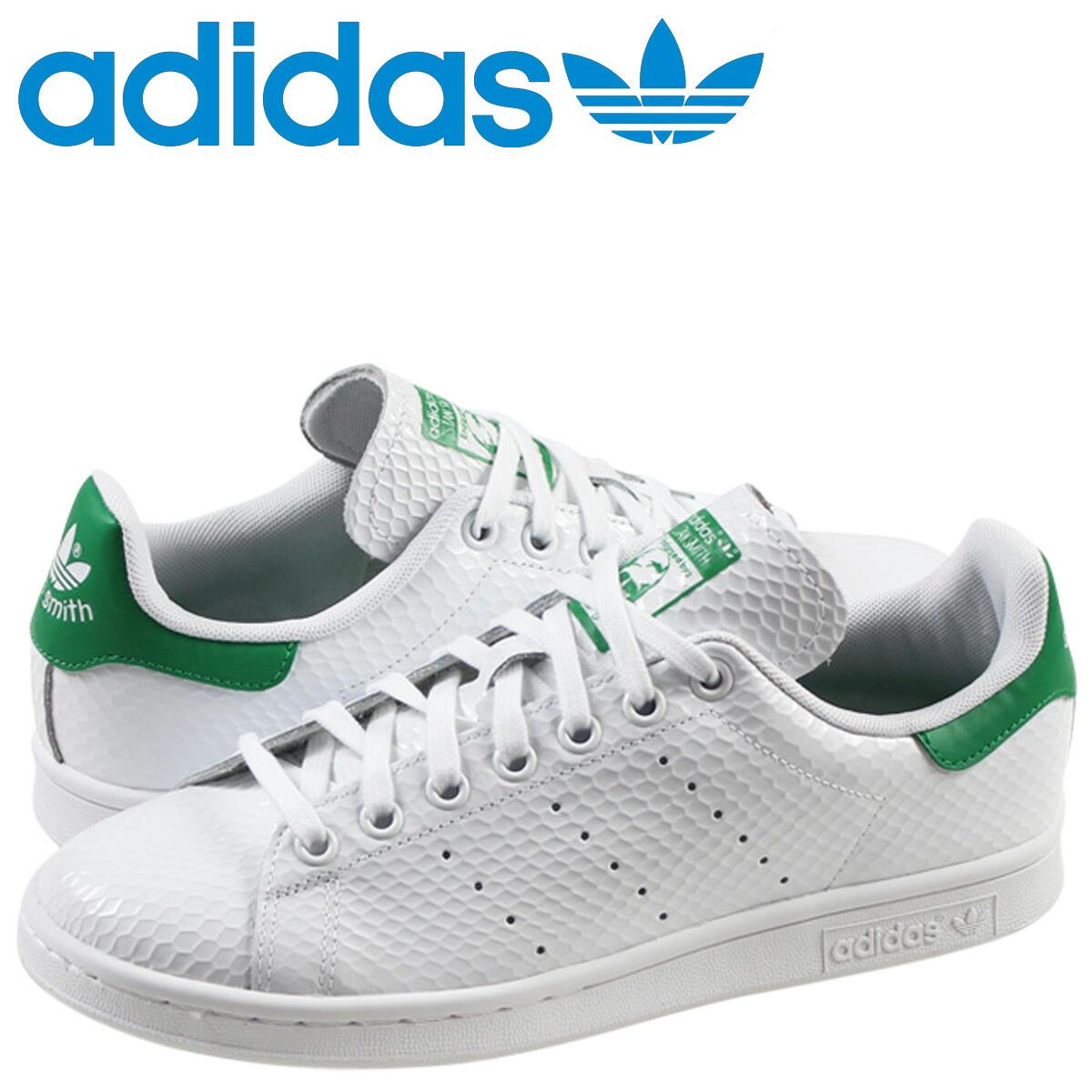 adidas スニーカー グリーン