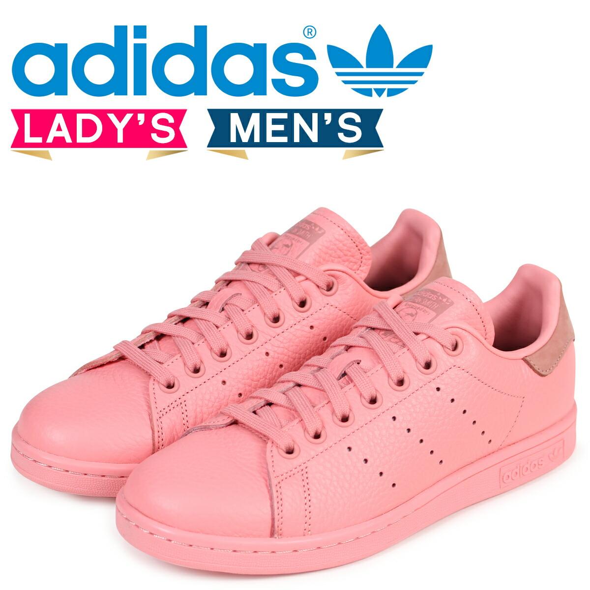 アディダス スタンスミス レディース メンズ adidas Originals スニーカー STAN SMITH BZ0469 ピンク オリジナルス [2/8 新入荷]