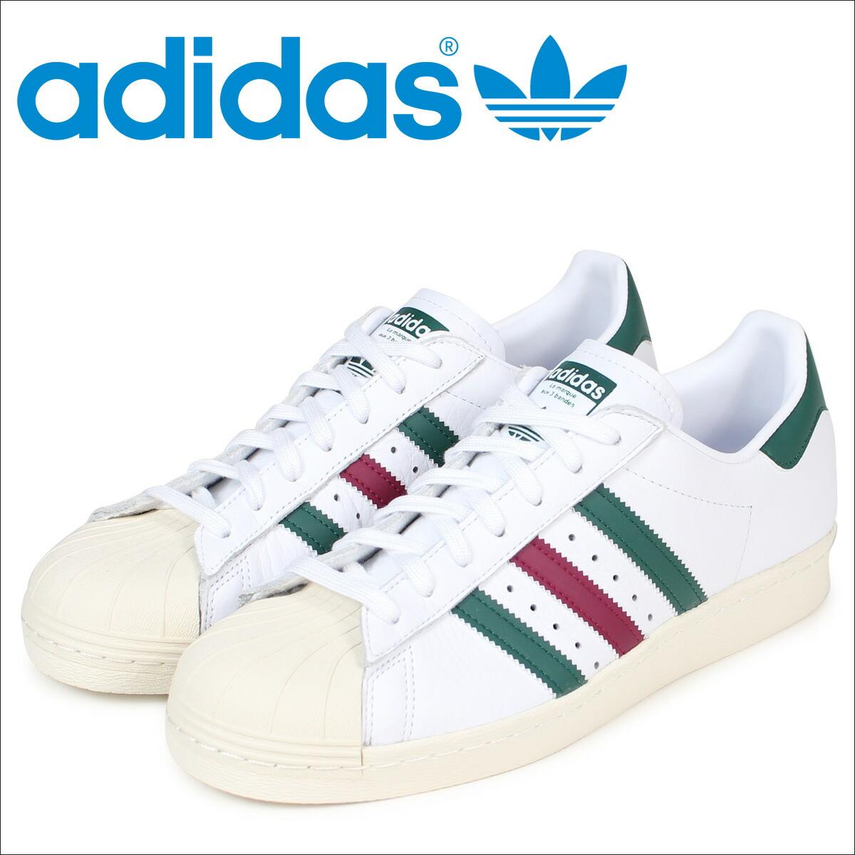 アディダス スーパースター 80s adidas Originals スニーカー SUPERSTAR メンズ CQ2654 靴 ホワイト [1/29 追加入荷]