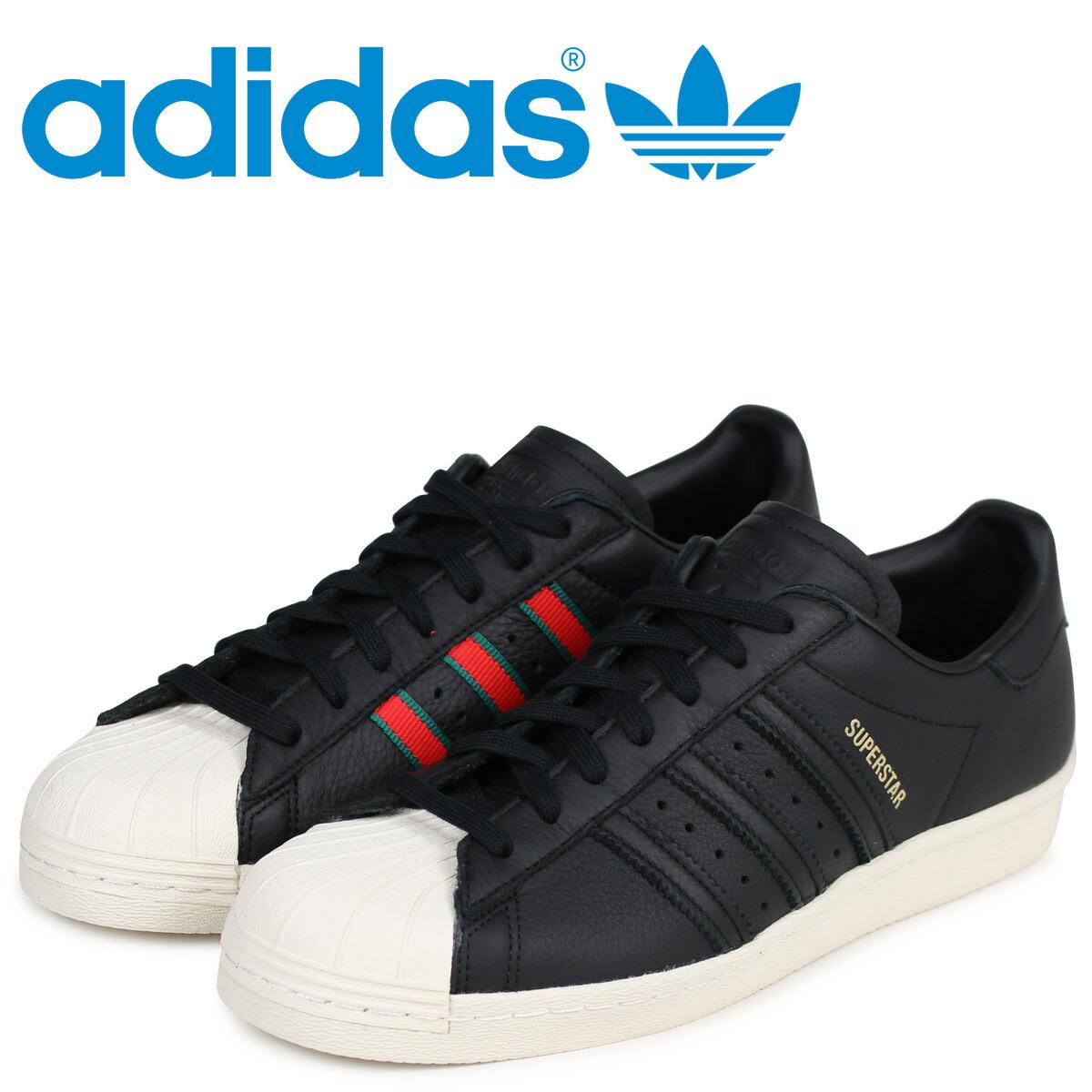 アディダス スーパースター 80s adidas Originals スニーカー SUPERSTAR メンズ CQ2656 ブラック オリジナルス [2/13 新入荷]