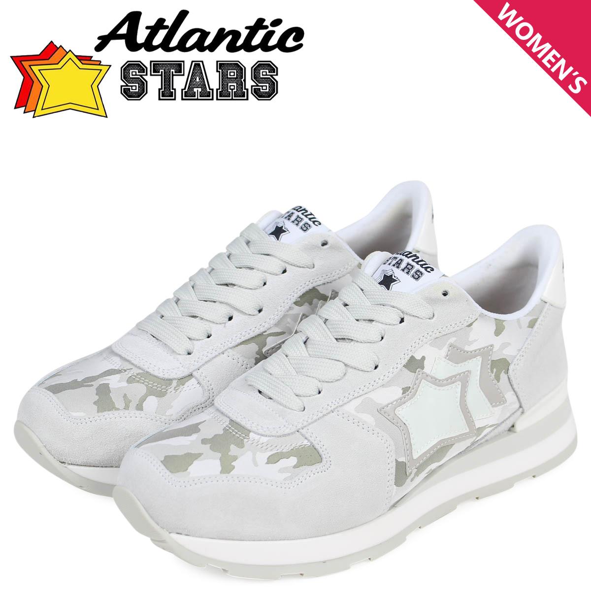 アトランティックスターズ レディース スニーカー Atlantic STARS ベガ VEGA BMB-86B ホワイト [2/15 新入荷]