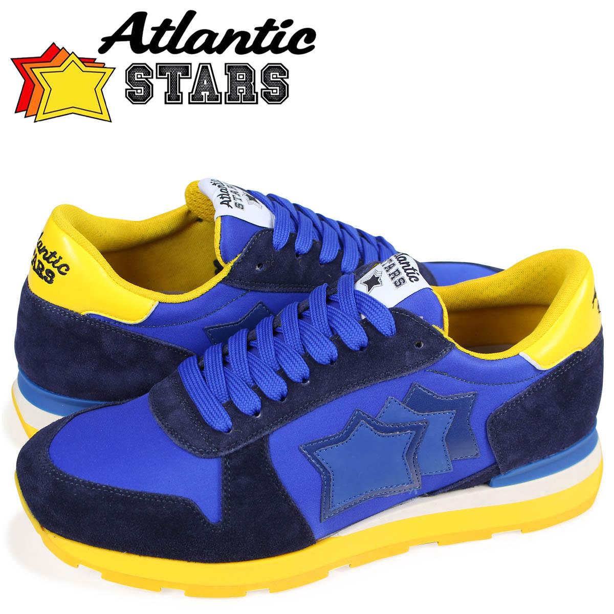 アトランティックスターズ メンズ スニーカー Atlantic STARS シリウス SIRIUS WB-66A ブルー [2/15 新入荷]