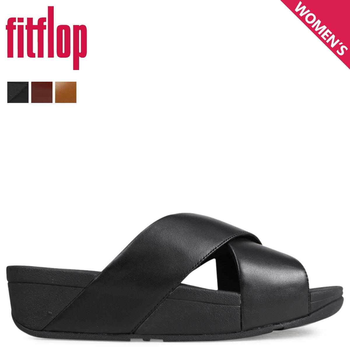 a9ae156a6 Sugar Online Shop  Fitting FLOP sandals FitFlop Lulu LULU CROSS ...