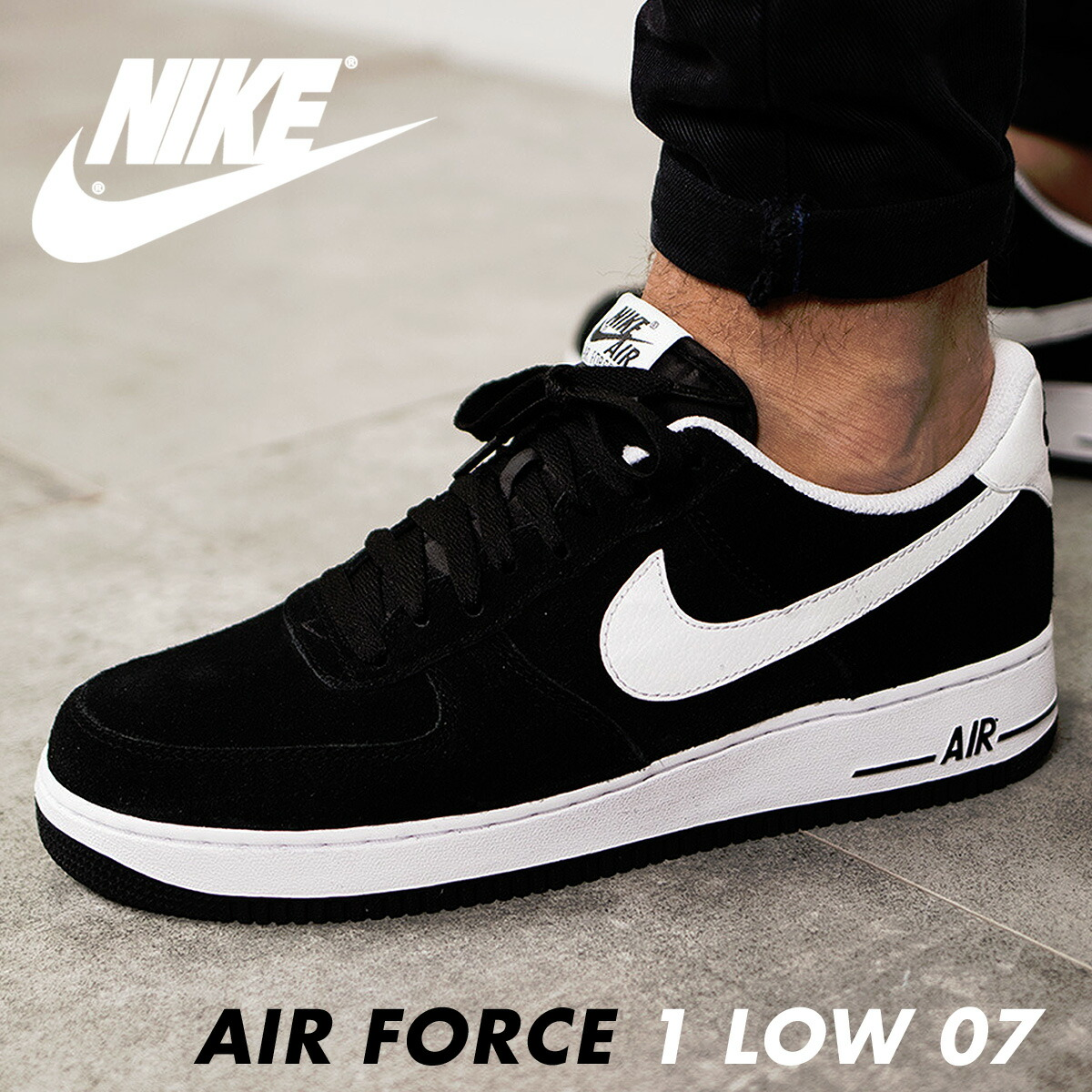 17a0fd505f7a Sugar Online Shop  Nike NIKE air force 1 sneakers AIR FORCE 1 LOW 07 ...