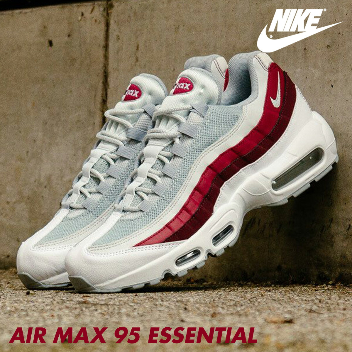 Sugar Online Shop  Nike NIKE Air Max 95 essential sneakers AIR MAX ... 0feeb16f9662