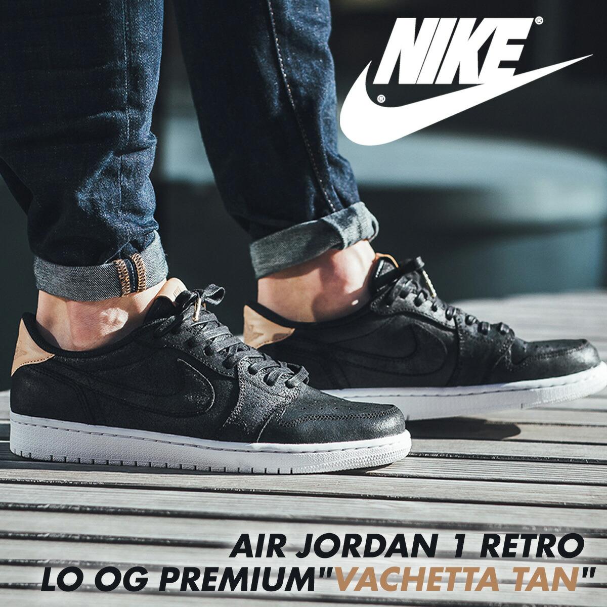 289abdc2e2f56 Nike NIKE Air Jordan 1 nostalgic sneakers AIR JORDAN 1 RETRO LOW OG PREMIUM  905