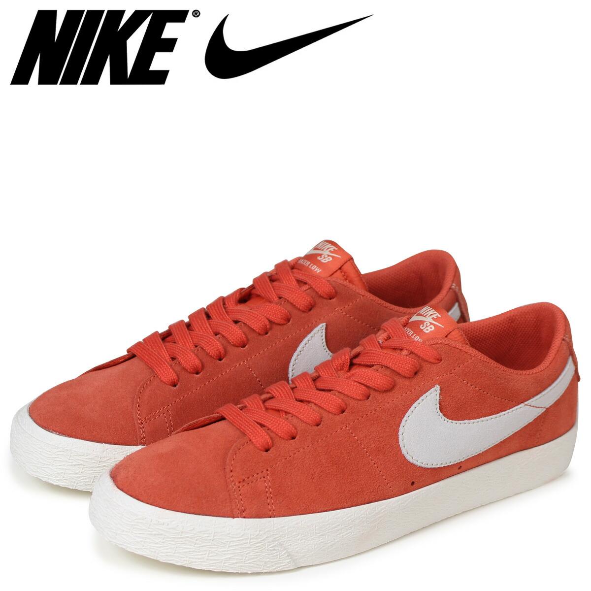 Nike Blazer Baja Carro Rojo Vendimia Prima gTRUyWslyO