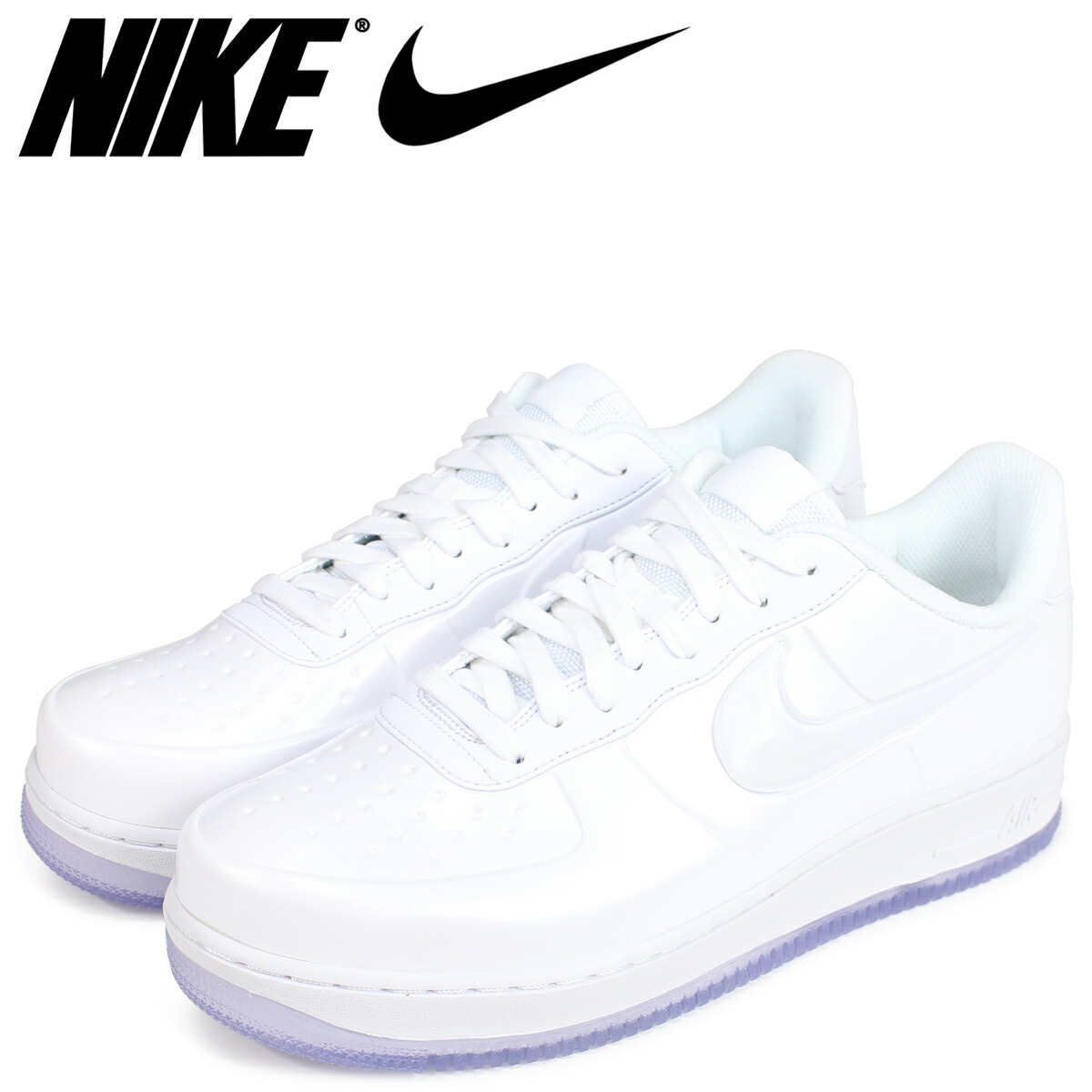 f6183a622834 NIKE Nike air force 1 sneakers men AIR FORCE 1 FOAMPOSITE PRO CUP AF1 AJ3664 -100 white  load planned Shinnyu load in reservation product 7 19 containing