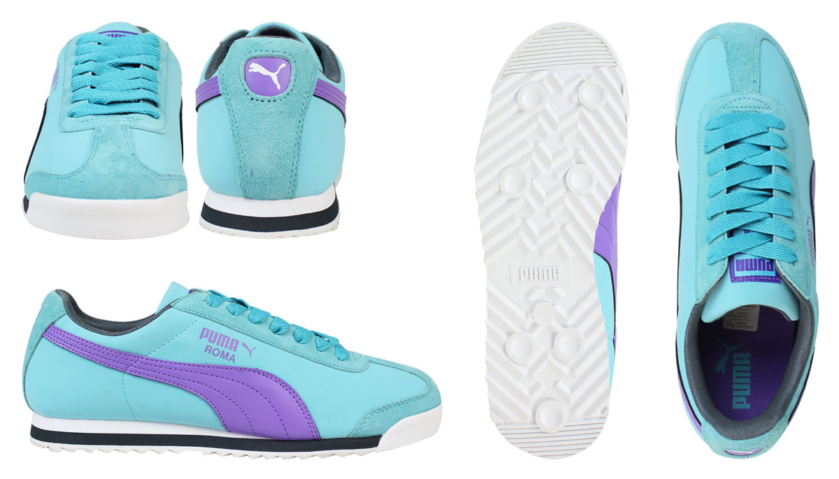 ee3571aab69 Sugar Online Shop Rakuten Global Market  PUMA PUMA Roma sneakers Womens  WMNS ROMA SL NBK2