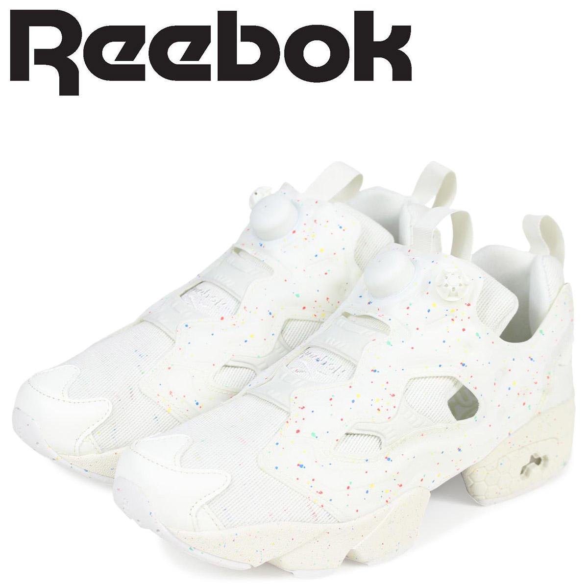 リーボック ポンプフューリー メンズ レディース スニーカー Reebok INSTAPUMP FURY OG CS CM9389 ホワイト [2/9 新入荷]