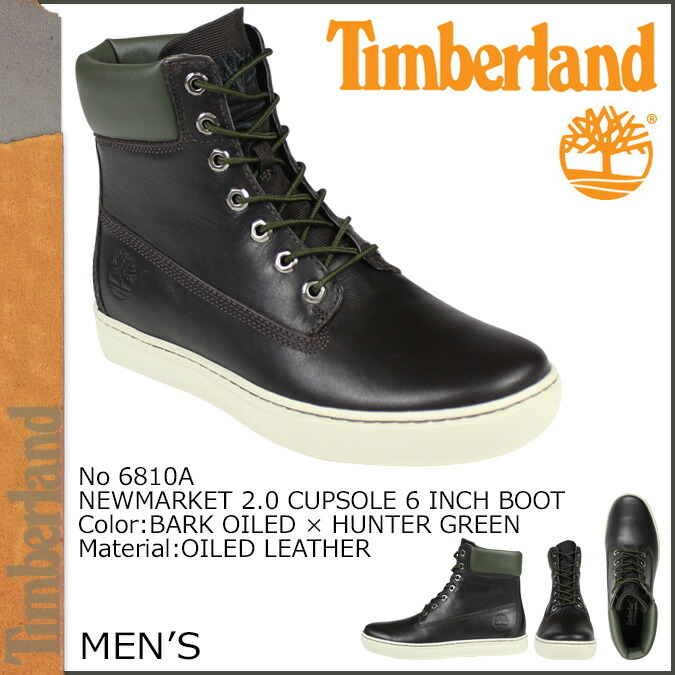 top-rated newest discount shop newest selection Timberland Timberland 6INCH 6 inches boots NEWMARKET 2.0 CUPSOLE 6 INCH  BOOT 6,810A W Wise men