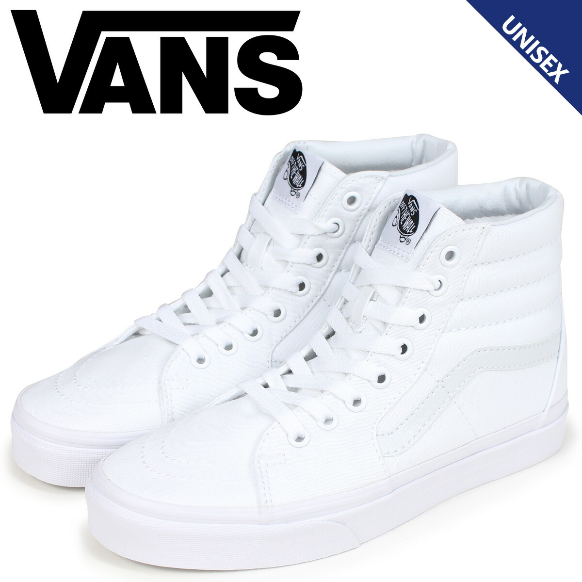 6b06427db7ba64 Sugar Online Shop  Vans SK8-HI sneakers Lady s men VANS station ...