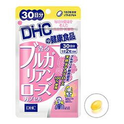 DHC 香るブルガリアンローズカプセル 30日分(60粒)