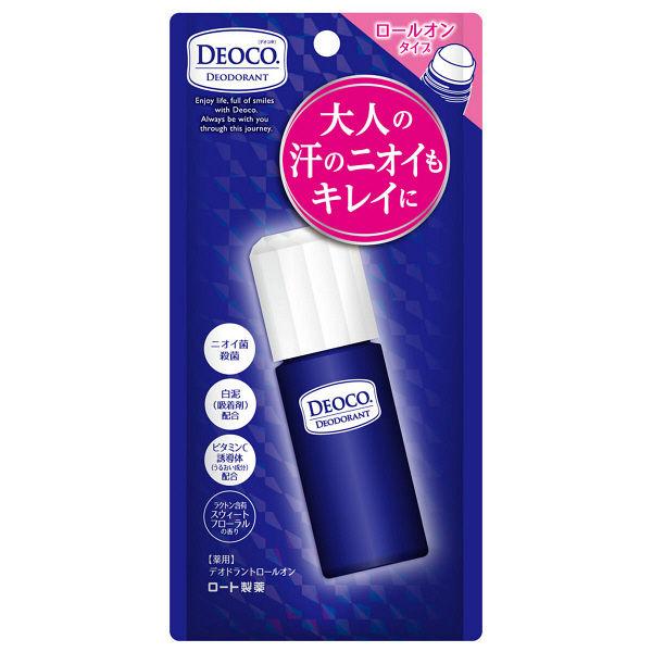 デオコ 薬用デオドラントロールオン 30ml