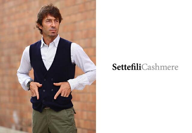 Settefili Cashmere (セッテフィーリ)