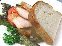サンドイッチのレシピ