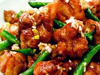 鶏肉といんげん豆のレシピ
