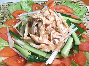 鶏肉 レシピ