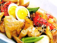 中華風のレシピ