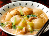かき玉スープのレシピ