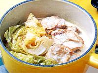 キャベツと鶏肉のレシピ