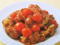 ミニトマトのレシピ