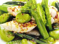 夏野菜のレシピ