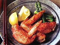 鶏肉(手羽先)のレシピ