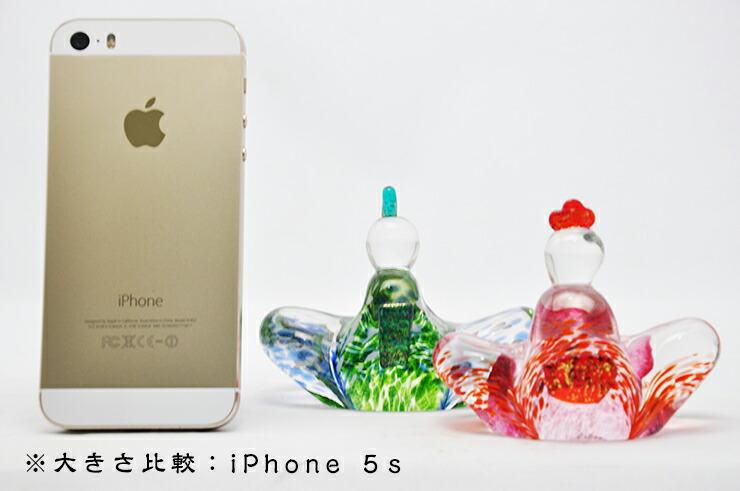 博多びーどろ粋工房楽天市場店 ガラスのお雛様 GN-08 6