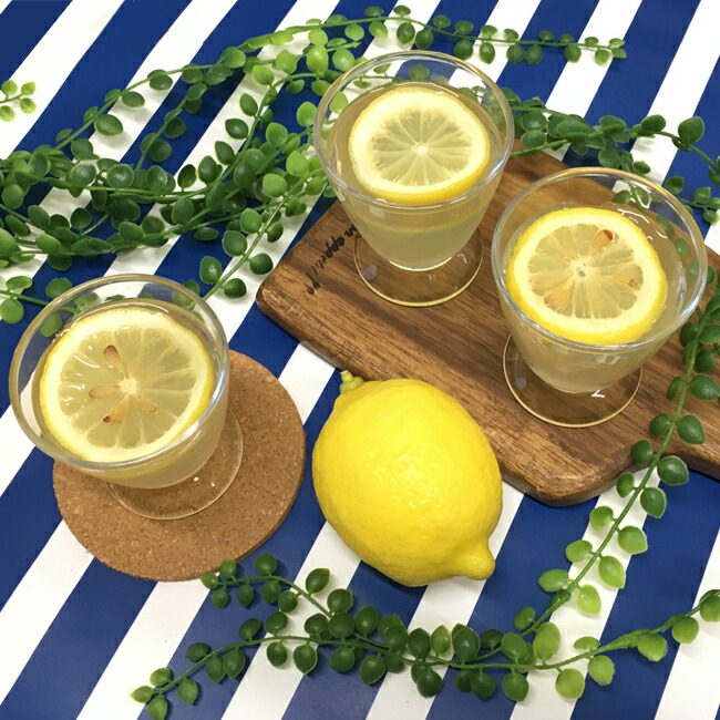 コーラスグラス レモンゼリー