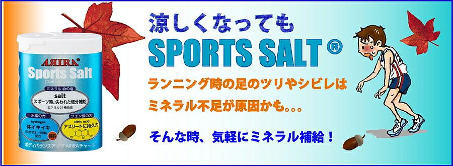 sports salt