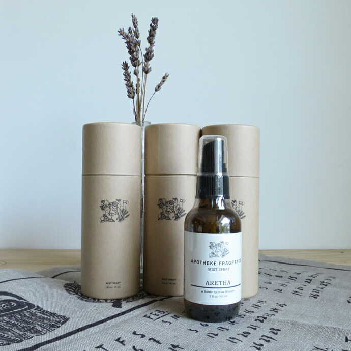 APOTHEKE FRAGRANC Room Mist Spray