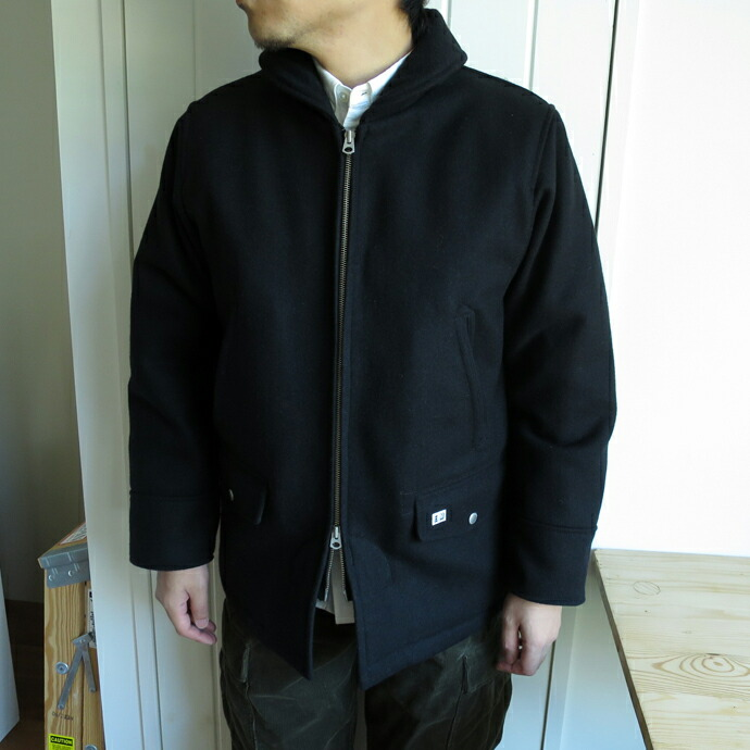 ENDS and MEANS Wool Hunting Jacket