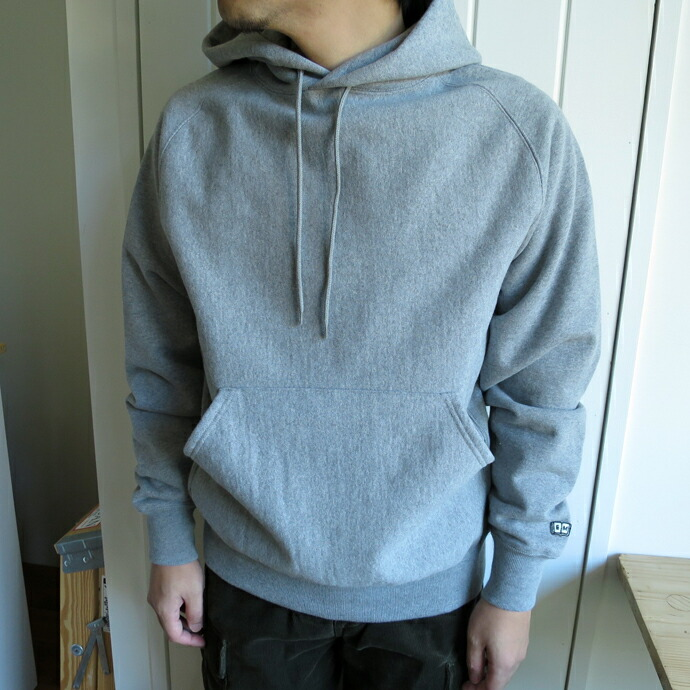 ENDS and MEANS Heavy Pullover Hoodie エンズアンドミーンズ ヘビーウェイトフーディー