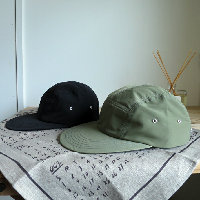 ENDS and MEANS Camp Cap 60/40クロス