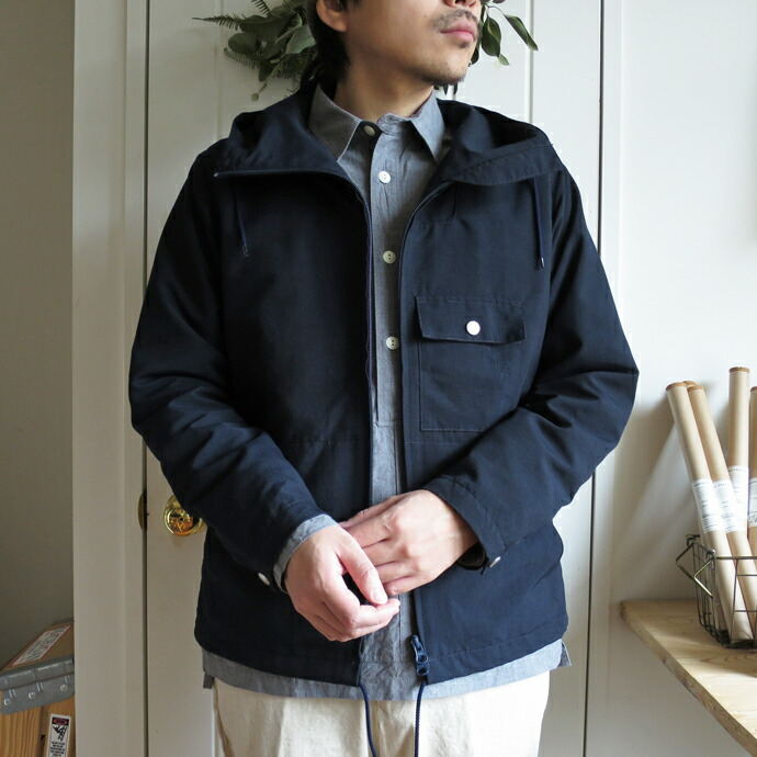 ENDS and MEANS Yacht Parka