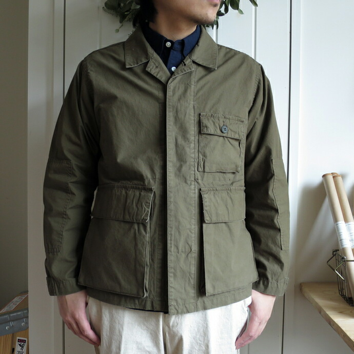 ENDS and MEANS BDU Shirts Jacket
