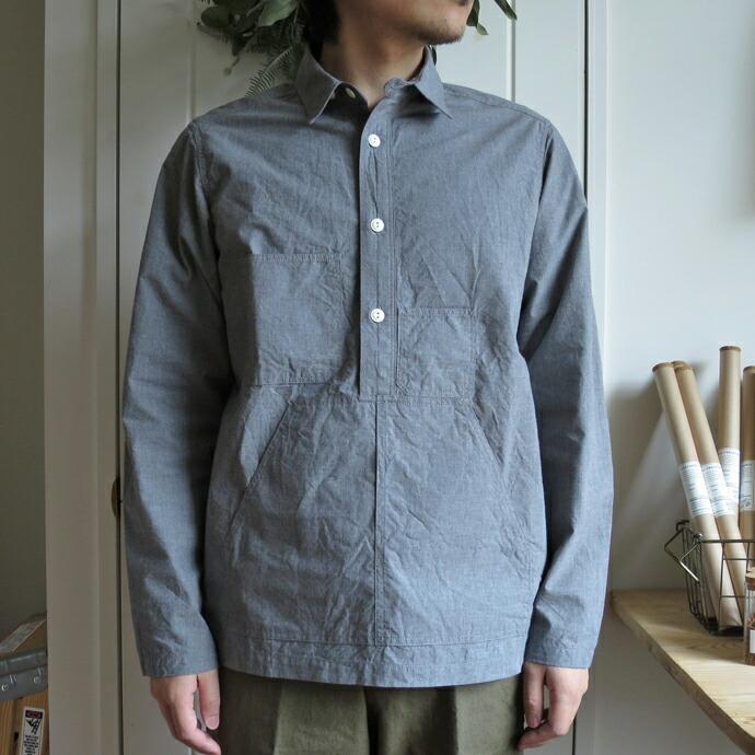 ENDS and MEANS  Utility Shirts  エンズアンドミーンズ  ユーティリティ シャツ