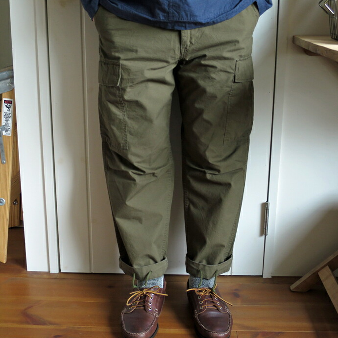ENDS and MEANS Fatigue Trouser