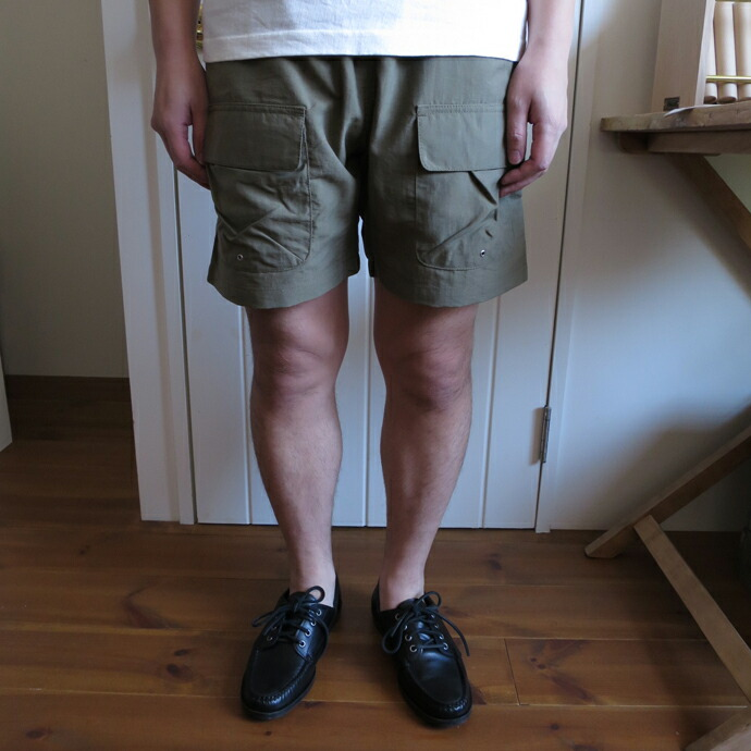 ENDS and MEANS / Utility Shorts