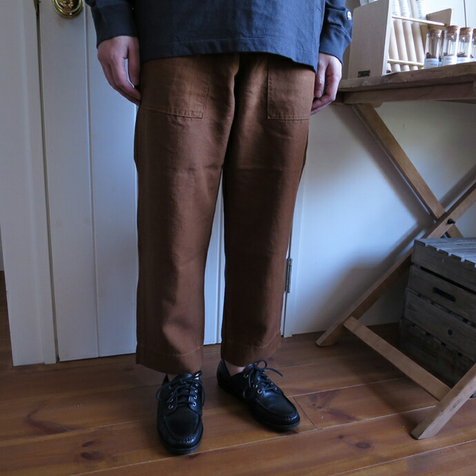 ENDS and MEANS Easy Baker Pants エンズアンドミーンズ イージー ベイカー パンツ