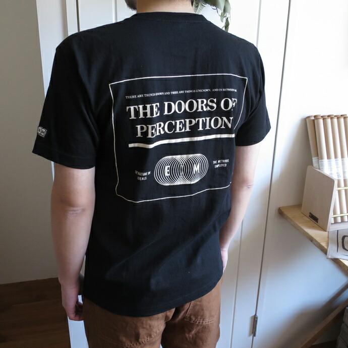 ENDS and MEANS DOORS Pocket Tee エンズアンドミーンズ ドアーズ ポケットTシャツ