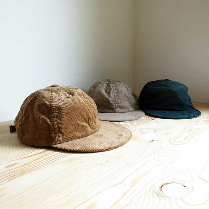 ENDS and MEANS 6 Panels Cord Cap