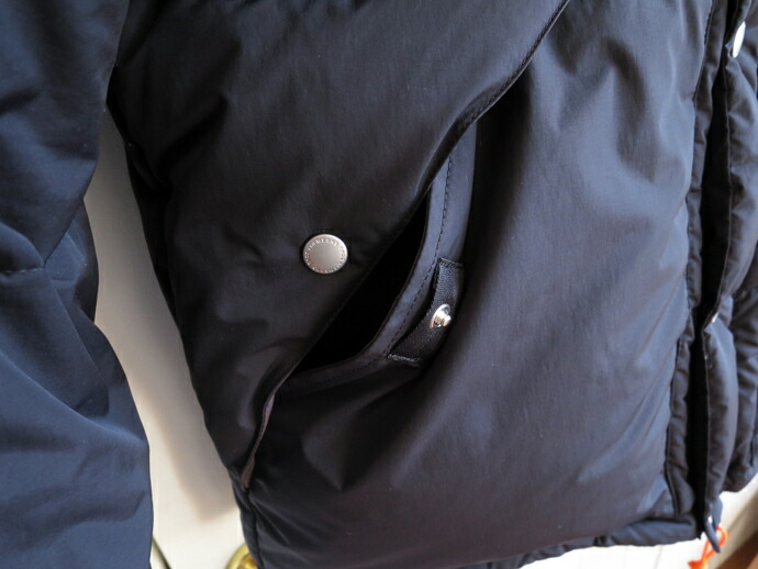 ENDS and MEANS Down Jacket エンズアンドミーンズ ダウンジャケット