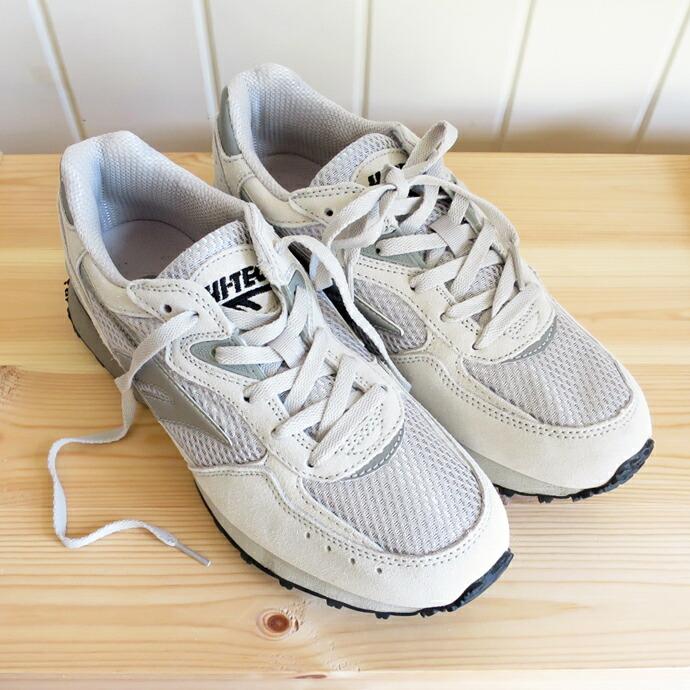 UK Army Trainer Shoes / HI-TEC Silver Shadow II British Army / イギリス軍 スニーカー