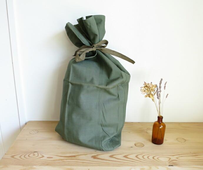 FRENCH ARMY Laundry bag / Dead stock フランス軍 防水 ランドリーバッグ / デッドストック