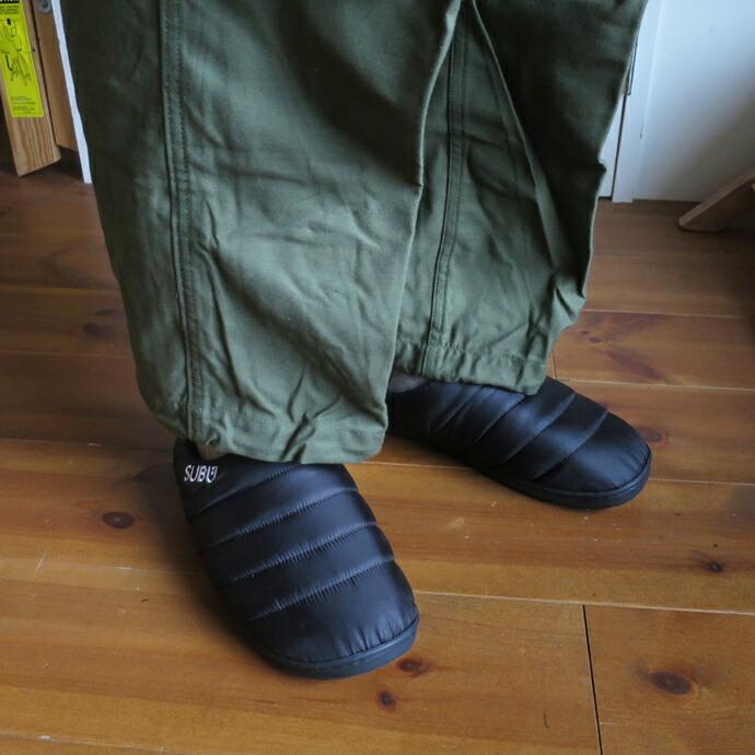 SUBU / Winter Sandals / Down Sandals