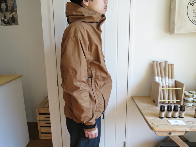 tilak Odin Jacket / Ventile ティラック オディンジャケット / ベンタイル アノラック